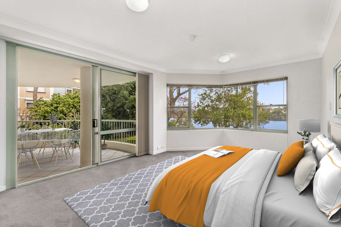 Sixth view of Homely unit listing, 4/72 Macquarie Street, St Lucia QLD 4067
