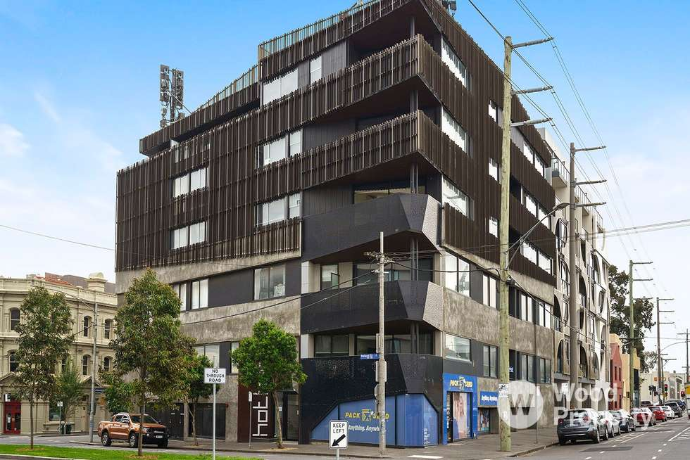 Fifth view of Homely apartment listing, 504/112 Ireland Street, West Melbourne VIC 3003