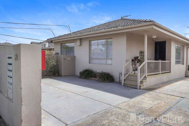 1/26 Mailey Street, Sunshine West VIC 3020