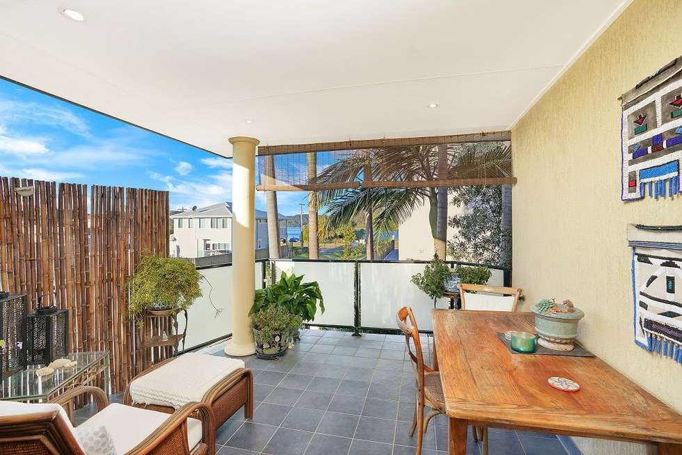 Second view of Homely townhouse listing, 3/112 Broken Bay Road, Ettalong Beach NSW 2257