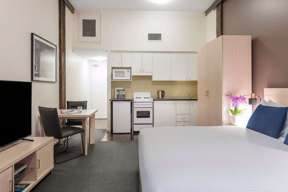 Second view of Homely apartment listing, 710/243 Pyrmont Street, Pyrmont NSW 2009