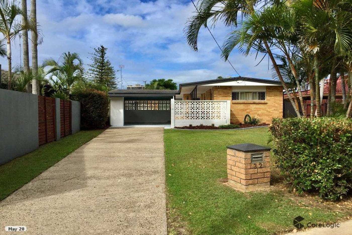 Main view of Homely house listing, 32 Verona Avenue, Surfers Paradise QLD 4217