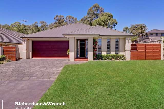 17 Willunga Avenue, Kellyville Ridge NSW 2155