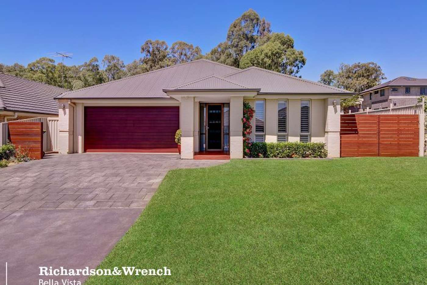 Main view of Homely house listing, 17 Willunga Avenue, Kellyville Ridge NSW 2155
