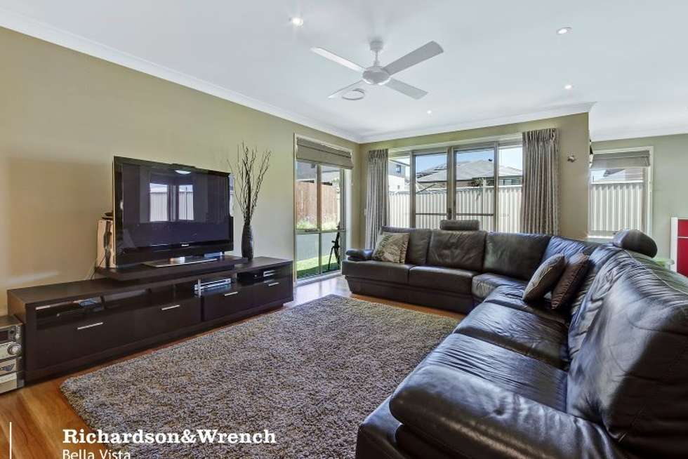 Second view of Homely house listing, 17 Willunga Avenue, Kellyville Ridge NSW 2155