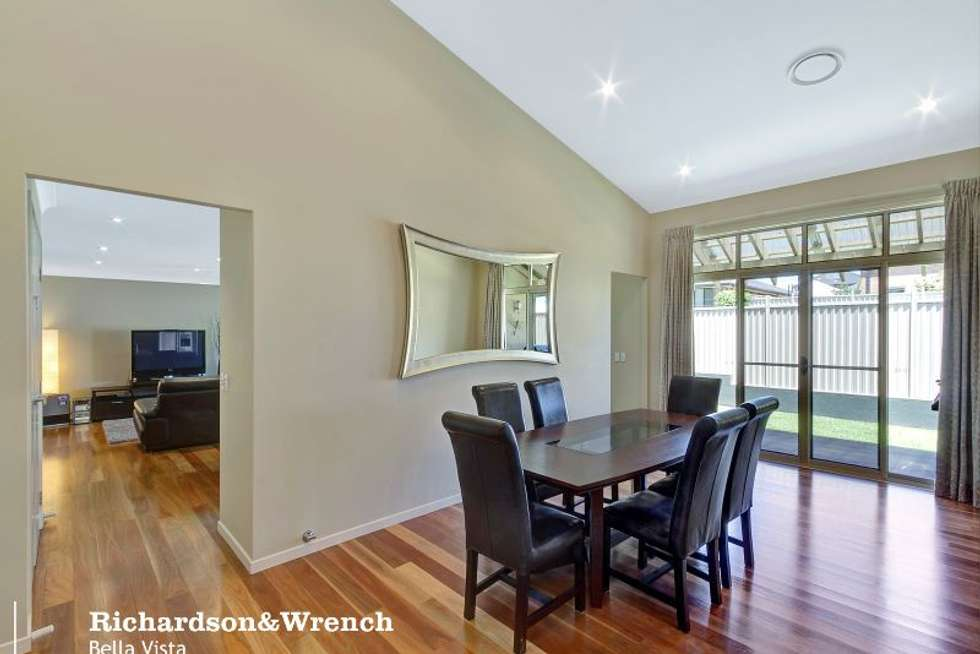 Fifth view of Homely house listing, 17 Willunga Avenue, Kellyville Ridge NSW 2155
