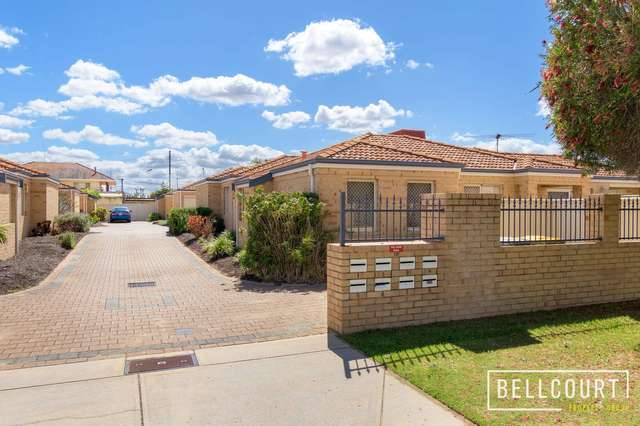 5/18 Hogarth Street, Cannington WA 6107
