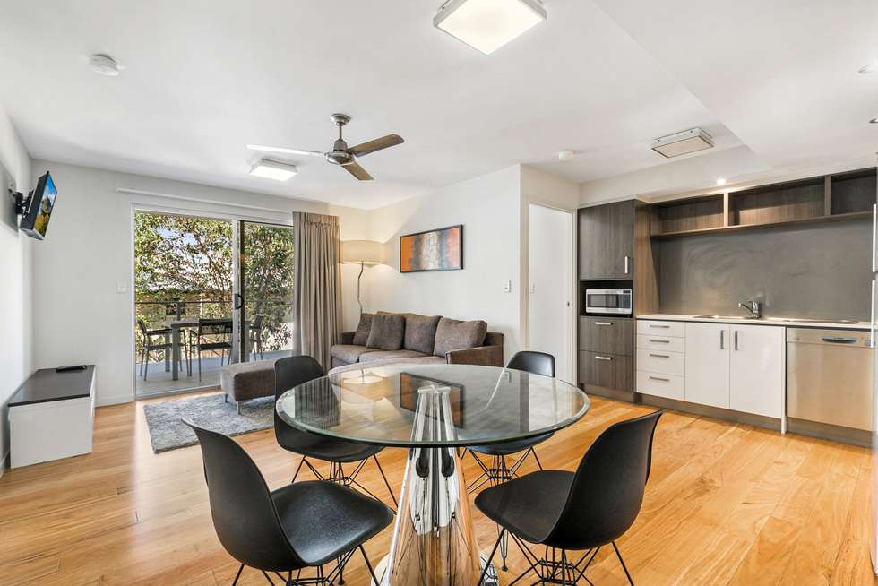 Third view of Homely unit listing, 16/18 Gailey Road, St Lucia QLD 4067