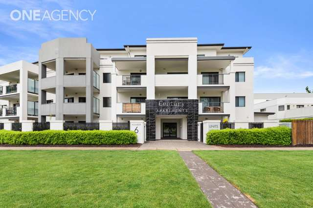41/6 Cunningham Street, Griffith ACT 2603
