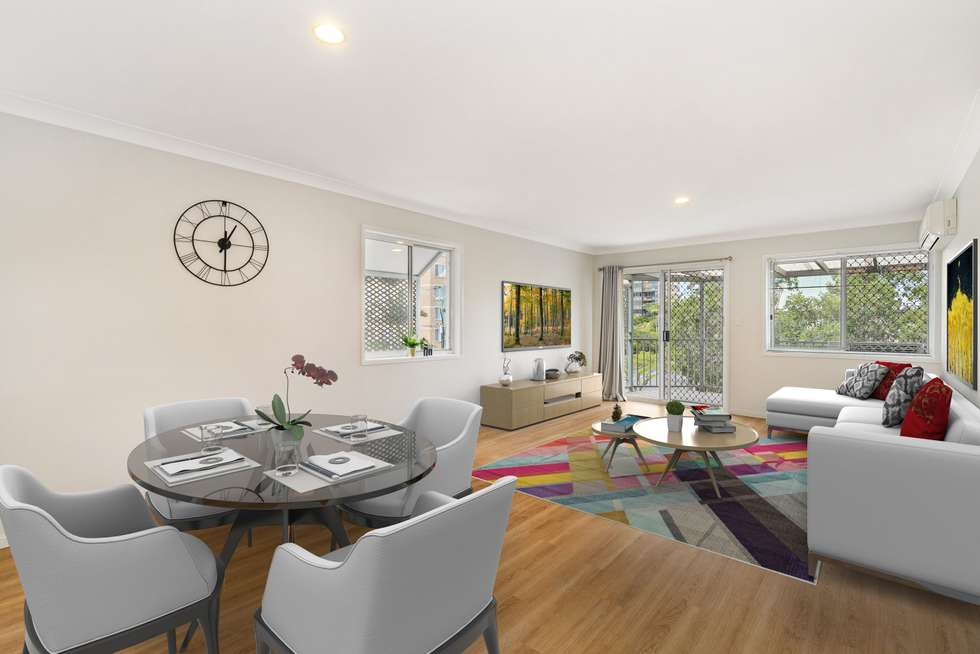 Second view of Homely unit listing, 5/99 Macquarie Street, St Lucia QLD 4067