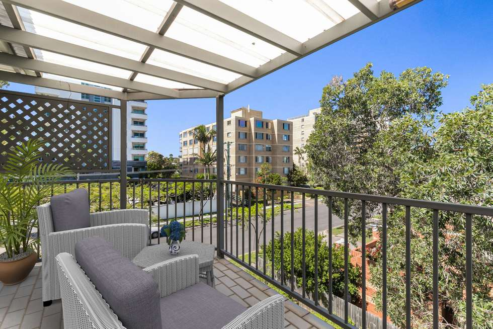 Third view of Homely unit listing, 5/99 Macquarie Street, St Lucia QLD 4067