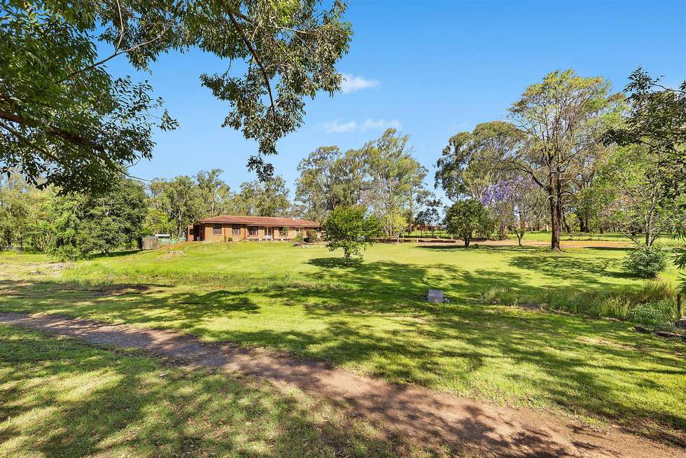 Fourth view of Homely acreageSemiRural listing, 112 West Wilchard Road, Castlereagh NSW 2749