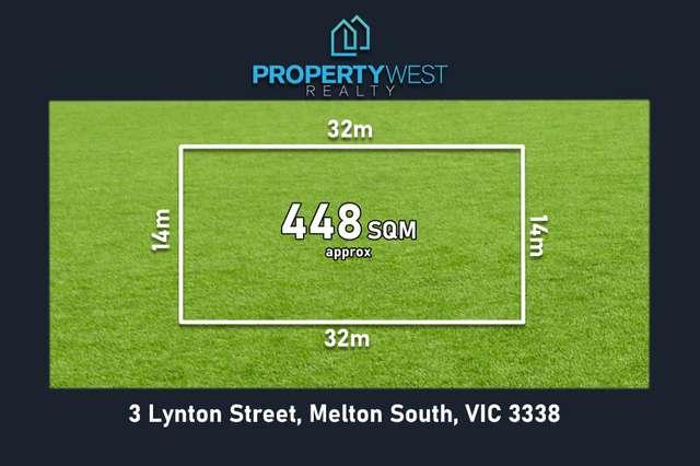 3 Lynton Street, Melton South VIC 3338