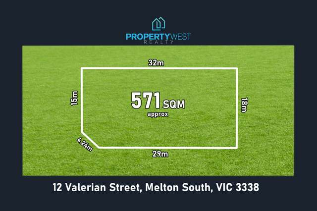 12 Valerian Street, Melton South VIC 3338