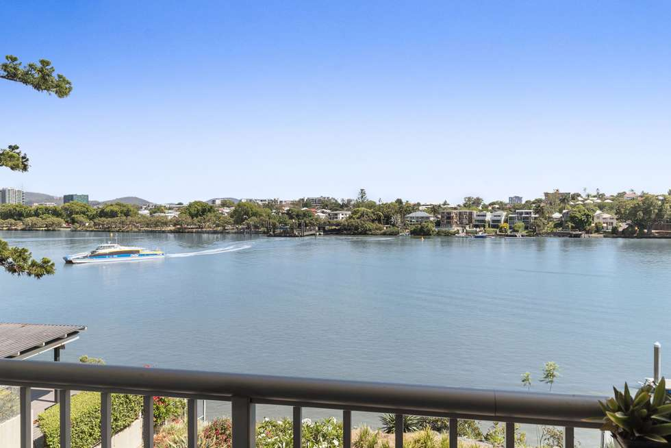 Second view of Homely apartment listing, 6/82 Macquarie Street, St Lucia QLD 4067