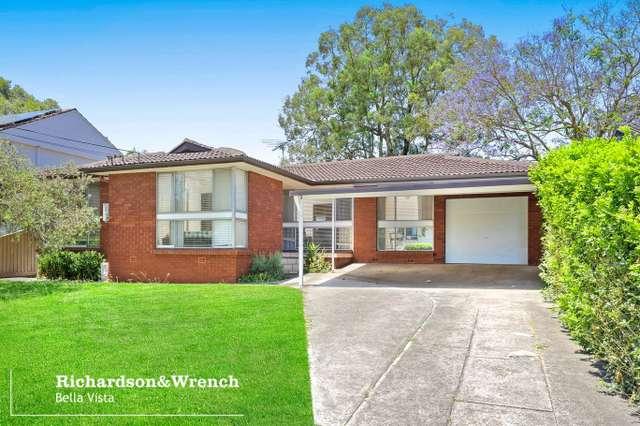 66 Merindah Road, Baulkham Hills NSW 2153