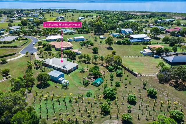 34 Stormy Rise, River Heads QLD 4655