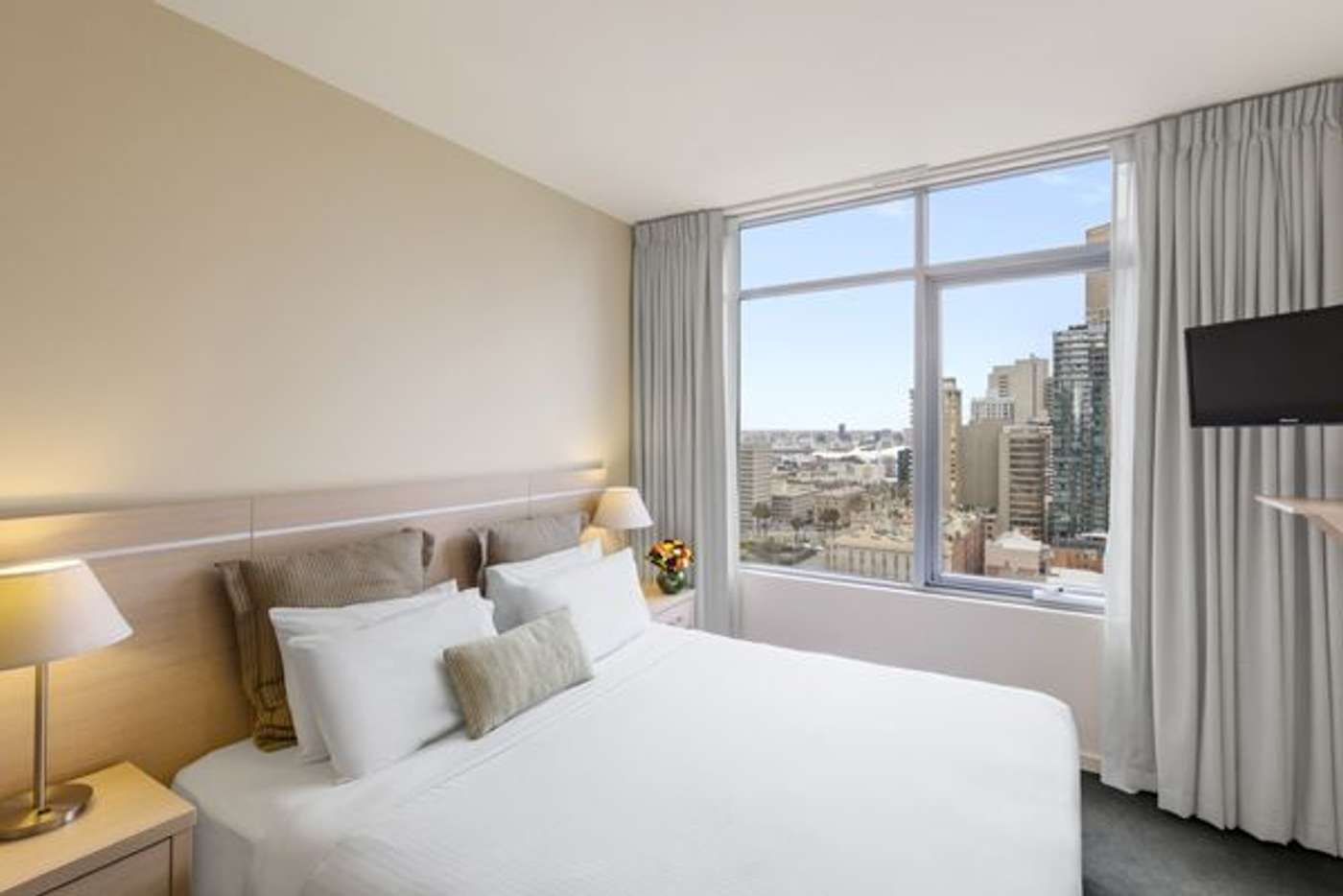Main view of Homely apartment listing, 2 Bed/23-33 Lonsdale Street, Melbourne VIC 3000