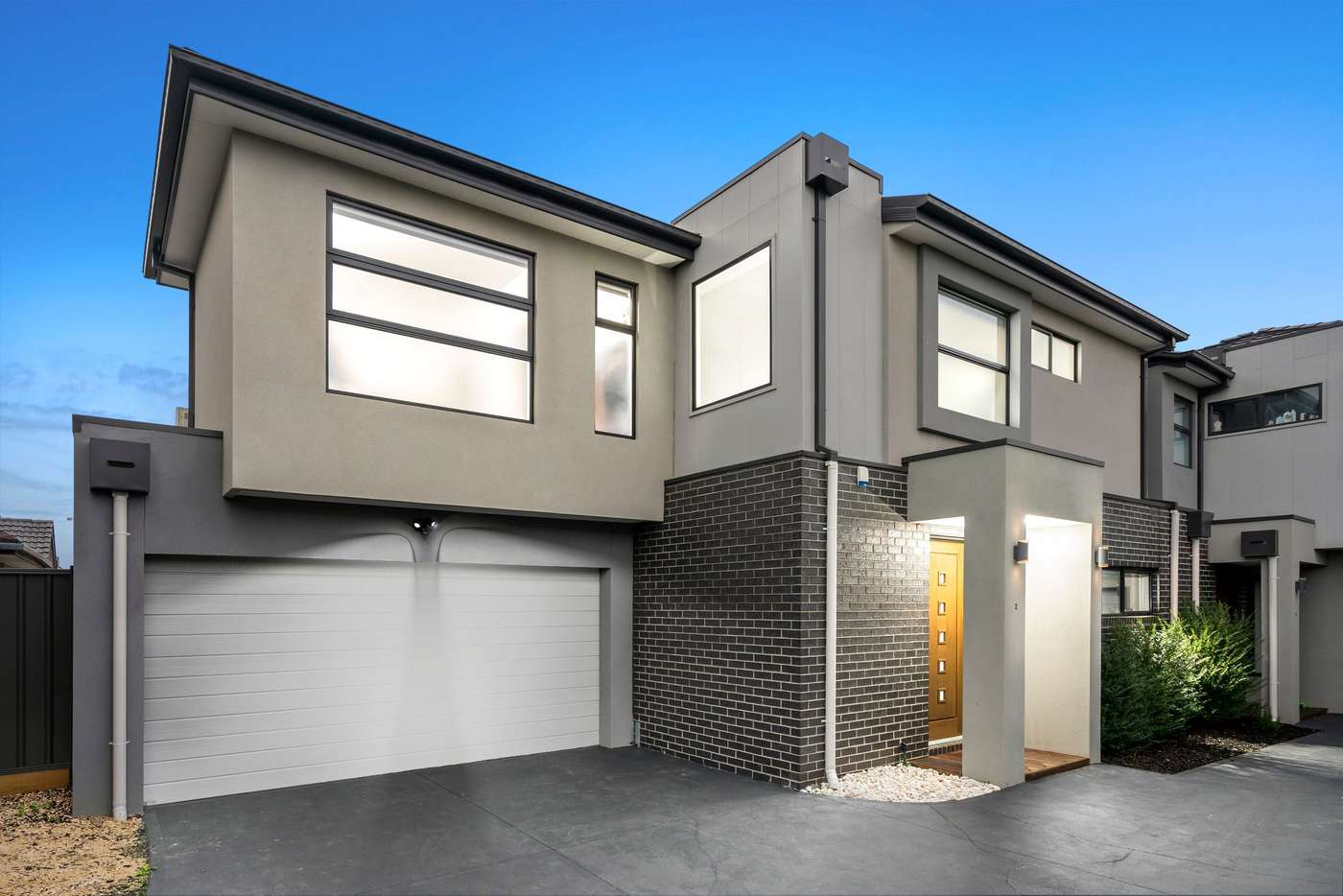 Main view of Homely townhouse listing, 2/9 South Road, Airport West VIC 3042