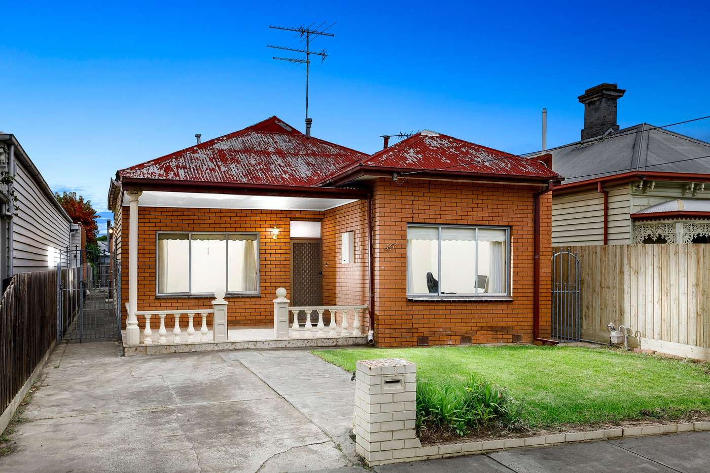 Main view of Homely house listing, 87 Roseberry Street, Ascot Vale VIC 3032