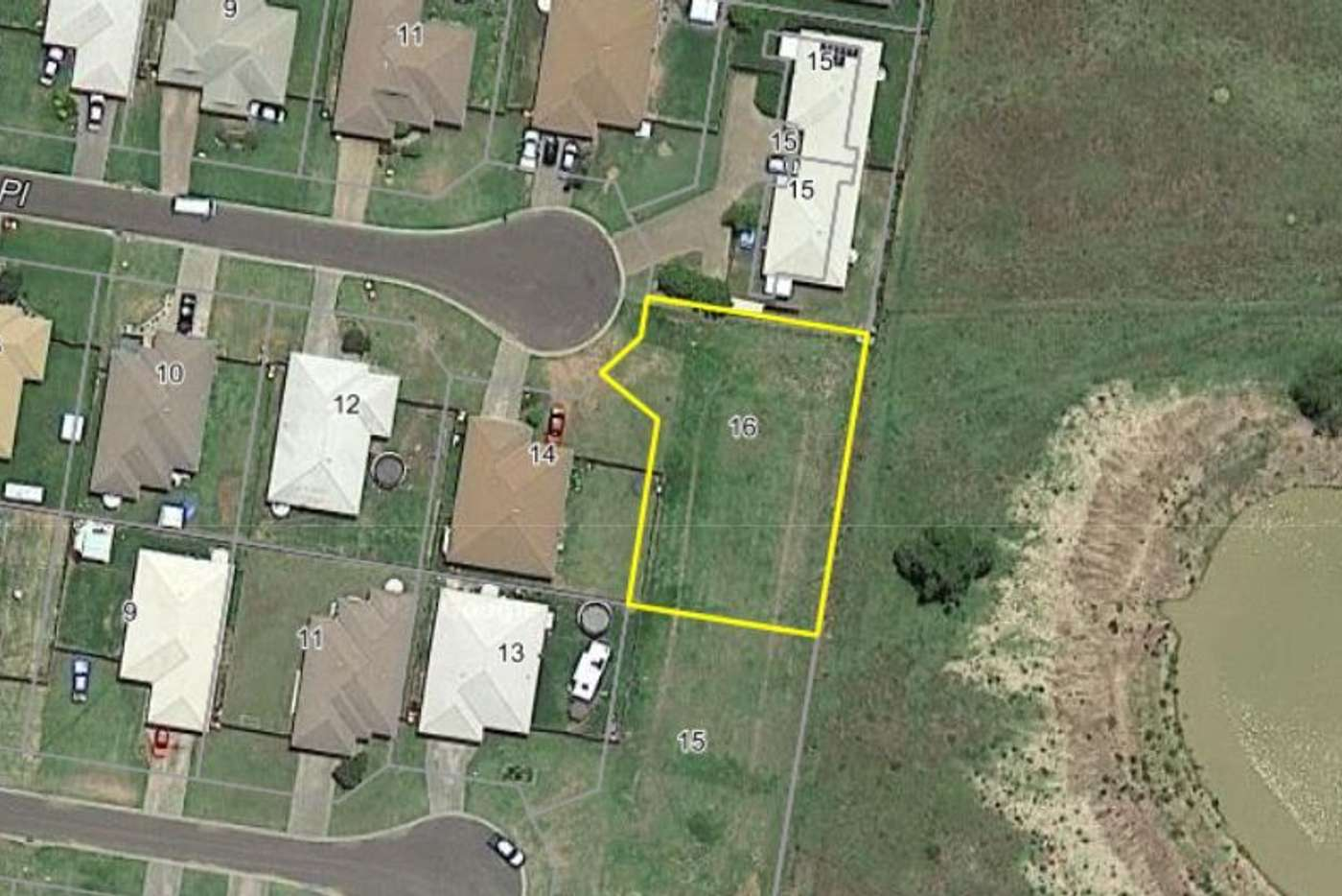 Main view of Homely residentialLand listing, 16 Silver Wattle Place, Laidley QLD 4341