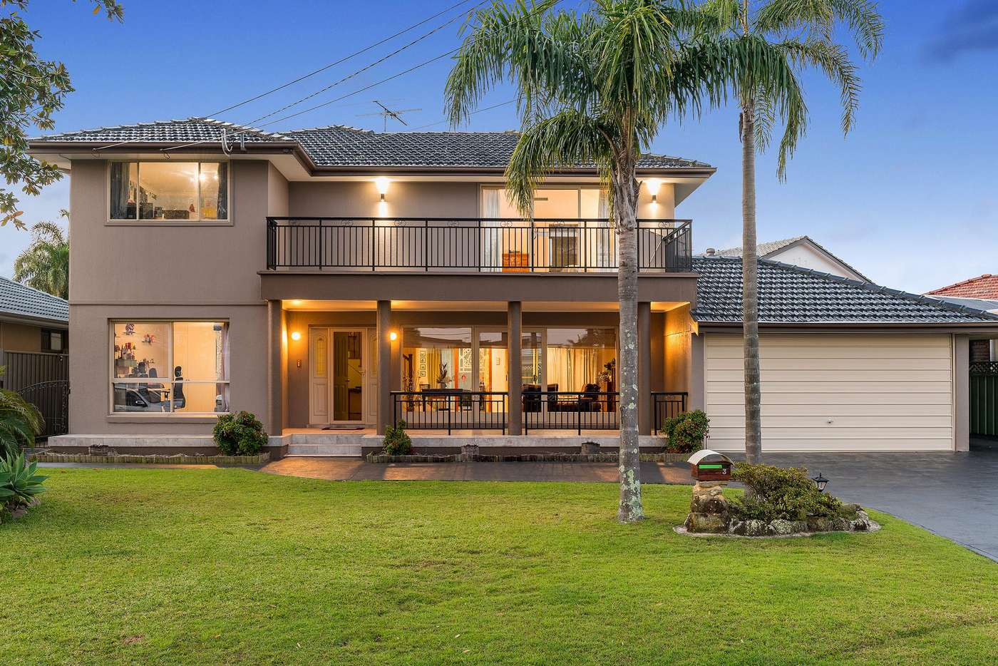 Main view of Homely house listing, 3 Ord Crescent, Sylvania Waters NSW 2224