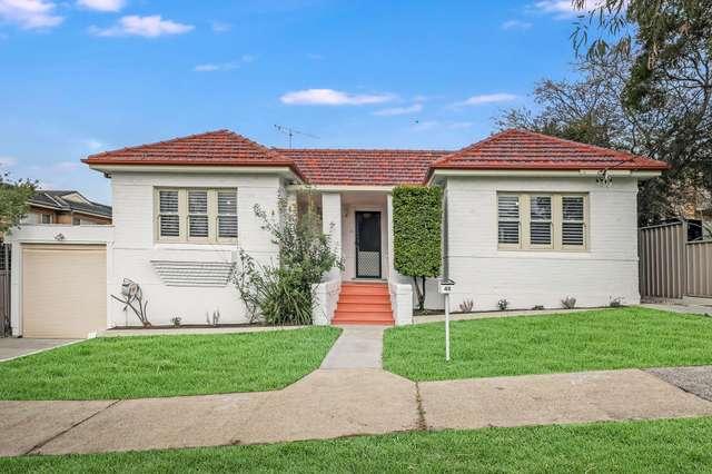 48 Grosvenor Road, South Hurstville NSW 2221