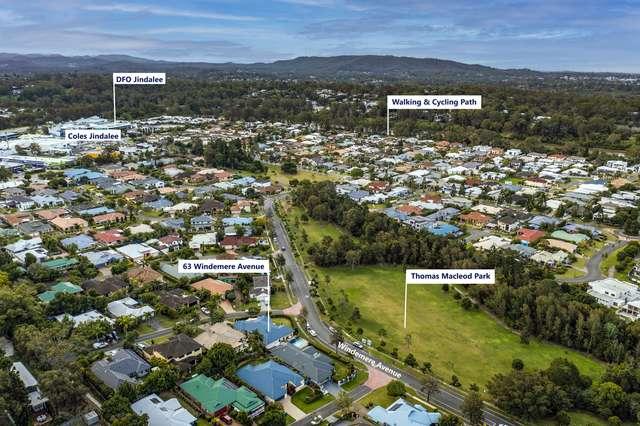 63 Windermere Avenue, Sinnamon Park QLD 4073