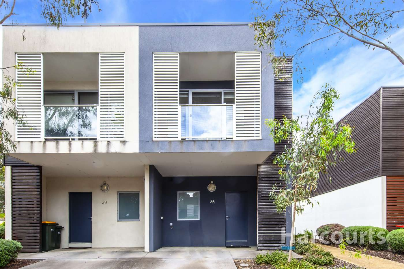 Main view of Homely townhouse listing, 36 Waxflower Crescent, Bundoora VIC 3083