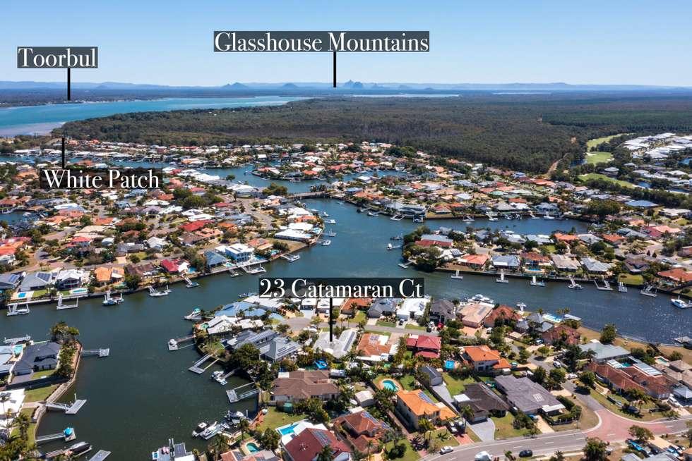 Third view of Homely house listing, 23 Catamaran Court, Banksia Beach QLD 4507