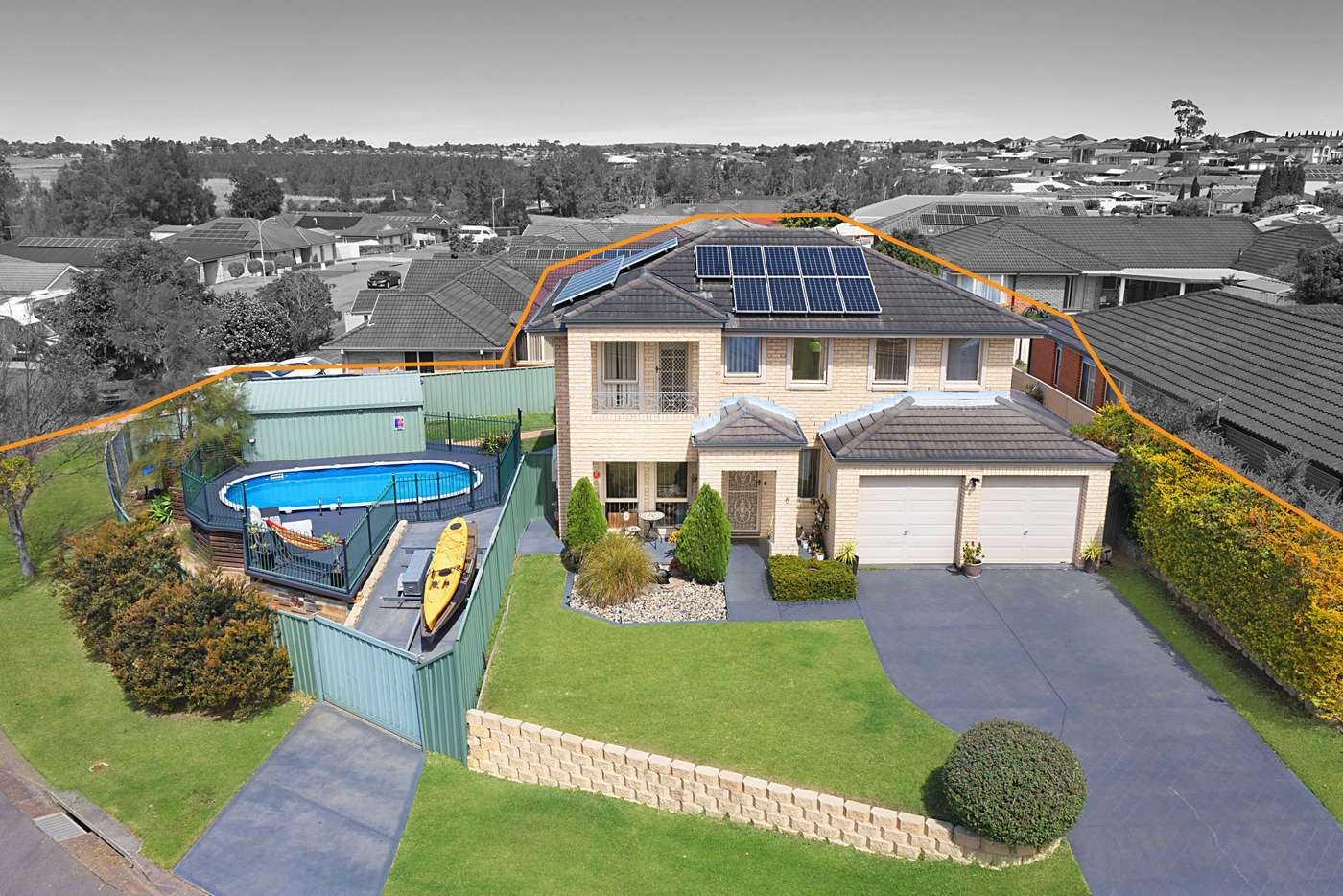 Main view of Homely house listing, 6 Featherwood Place, Thornton NSW 2322