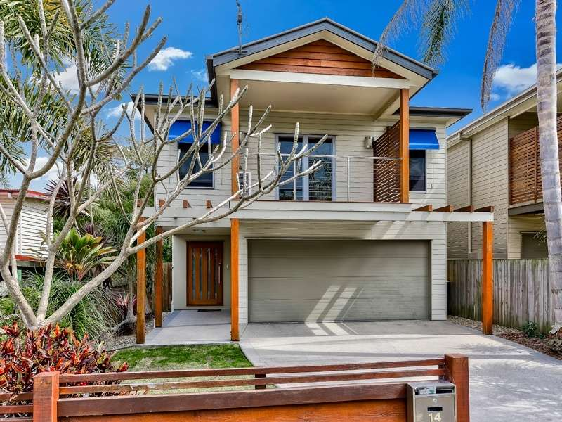 Main view of Homely house listing, 14 Gracemere Street, Newmarket, QLD 4051