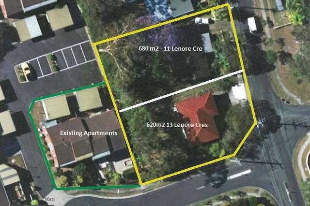 11 & 13 Lenore Crescent, Springwood QLD 4127