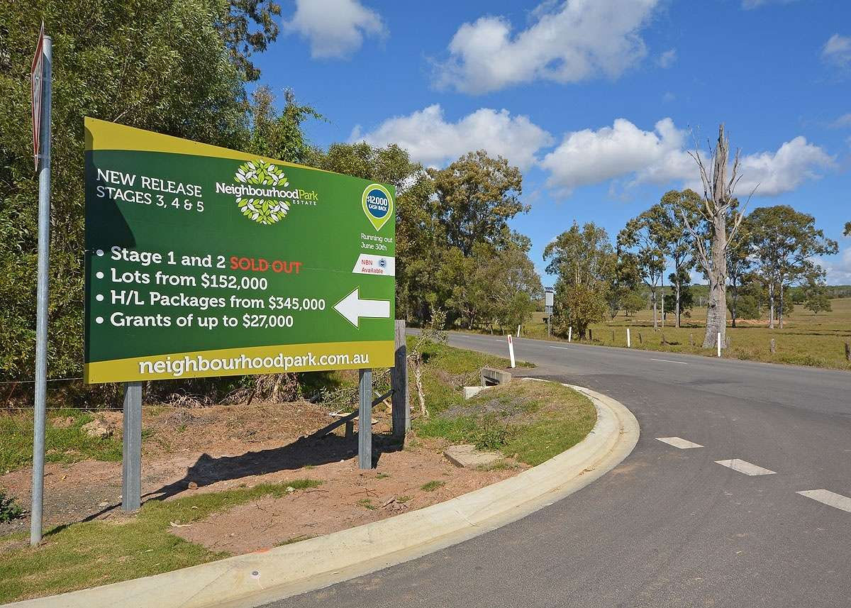 Main view of Homely  listing, LOT 44/Lot 44 Halcyon Drive, Wondunna, QLD 4655