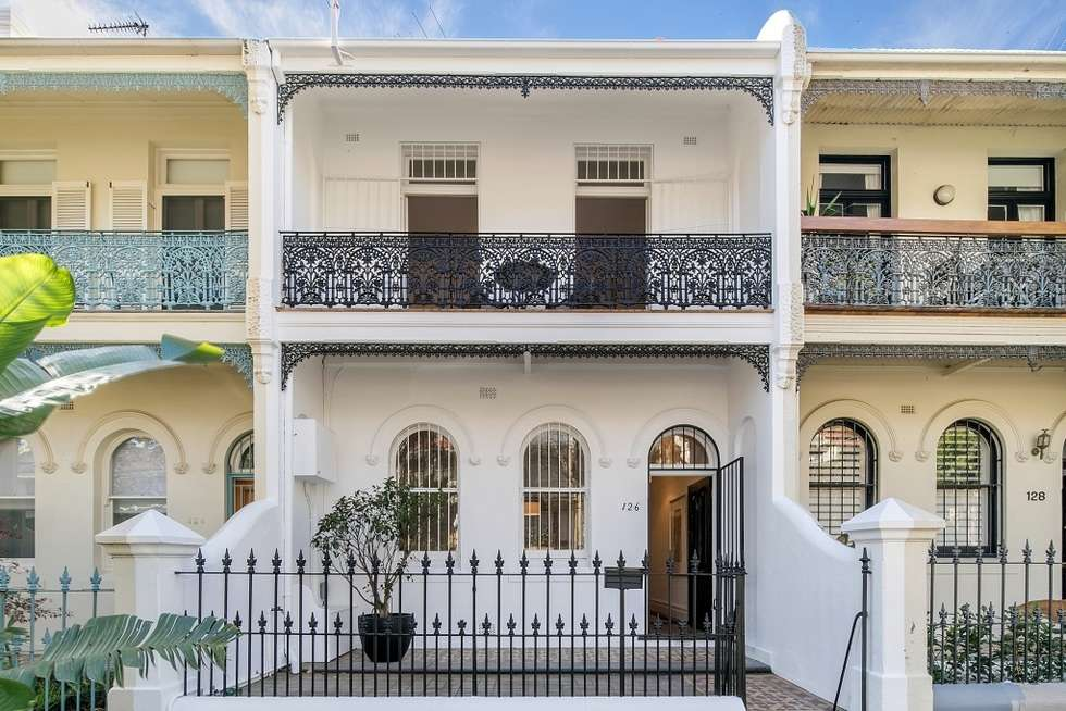 Second view of Homely terrace listing, 126 Windsor Street, Paddington NSW 2021