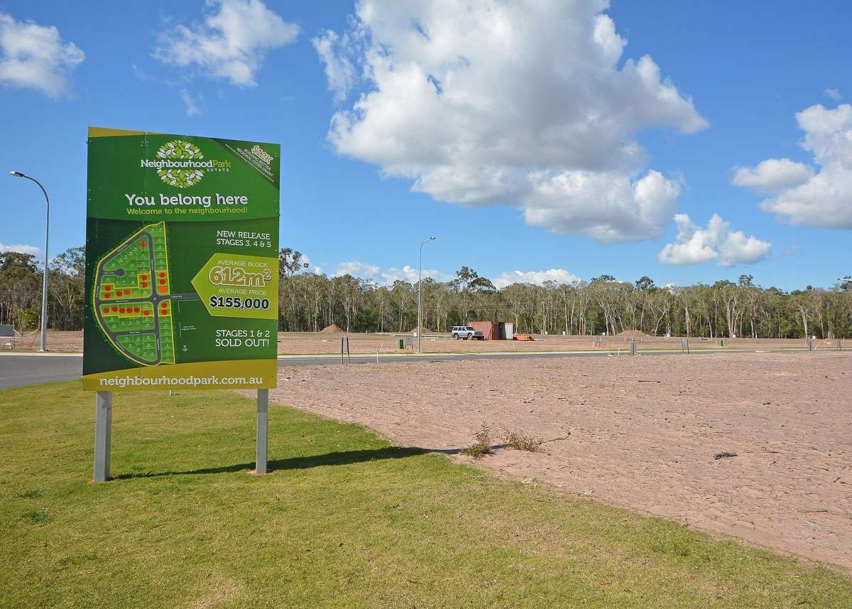 Main view of Homely  listing, LOT 19/Lot 19 Halcyon Drive, Wondunna, QLD 4655