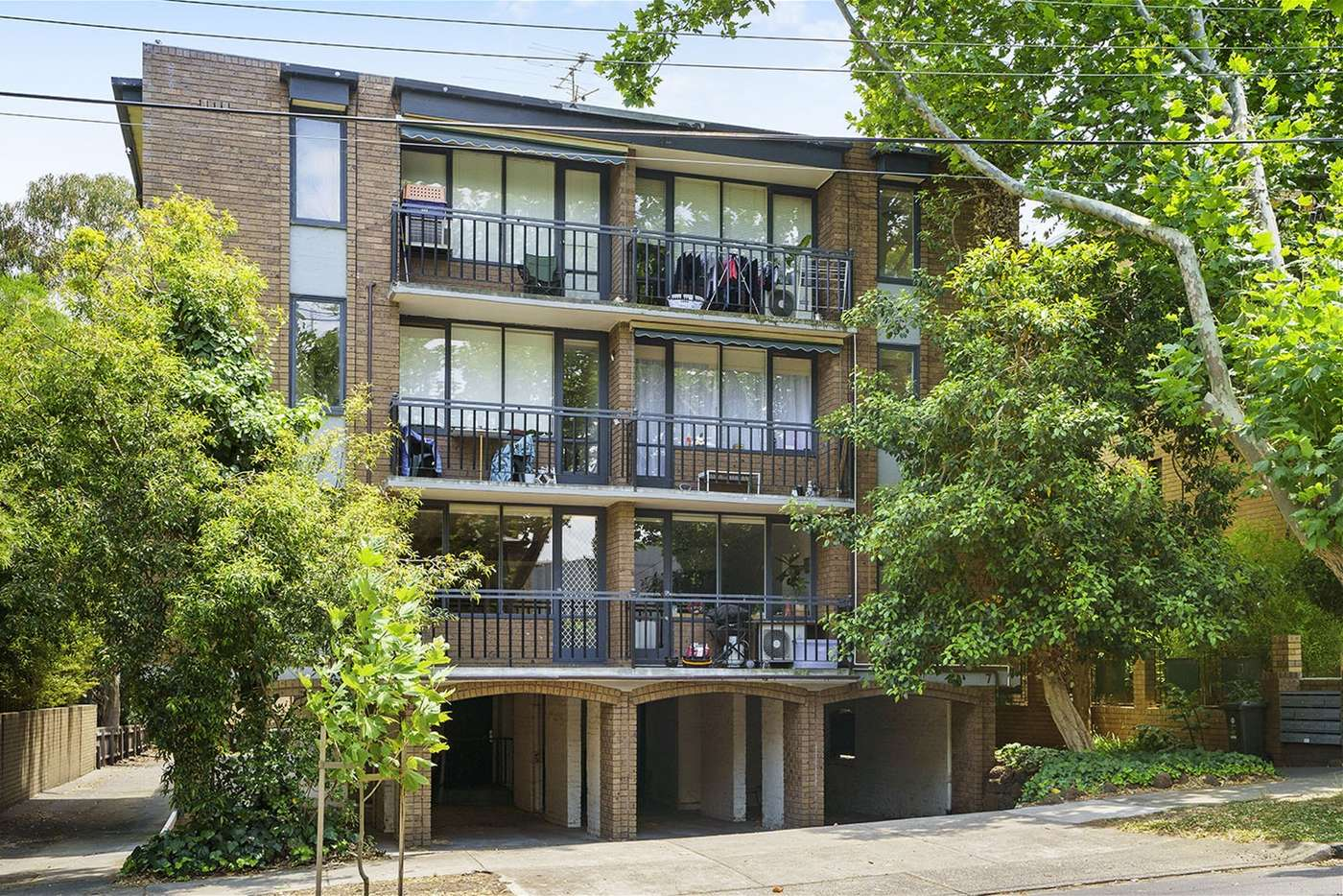 Main view of Homely apartment listing, 6/7 Rockley Road, South Yarra VIC 3141