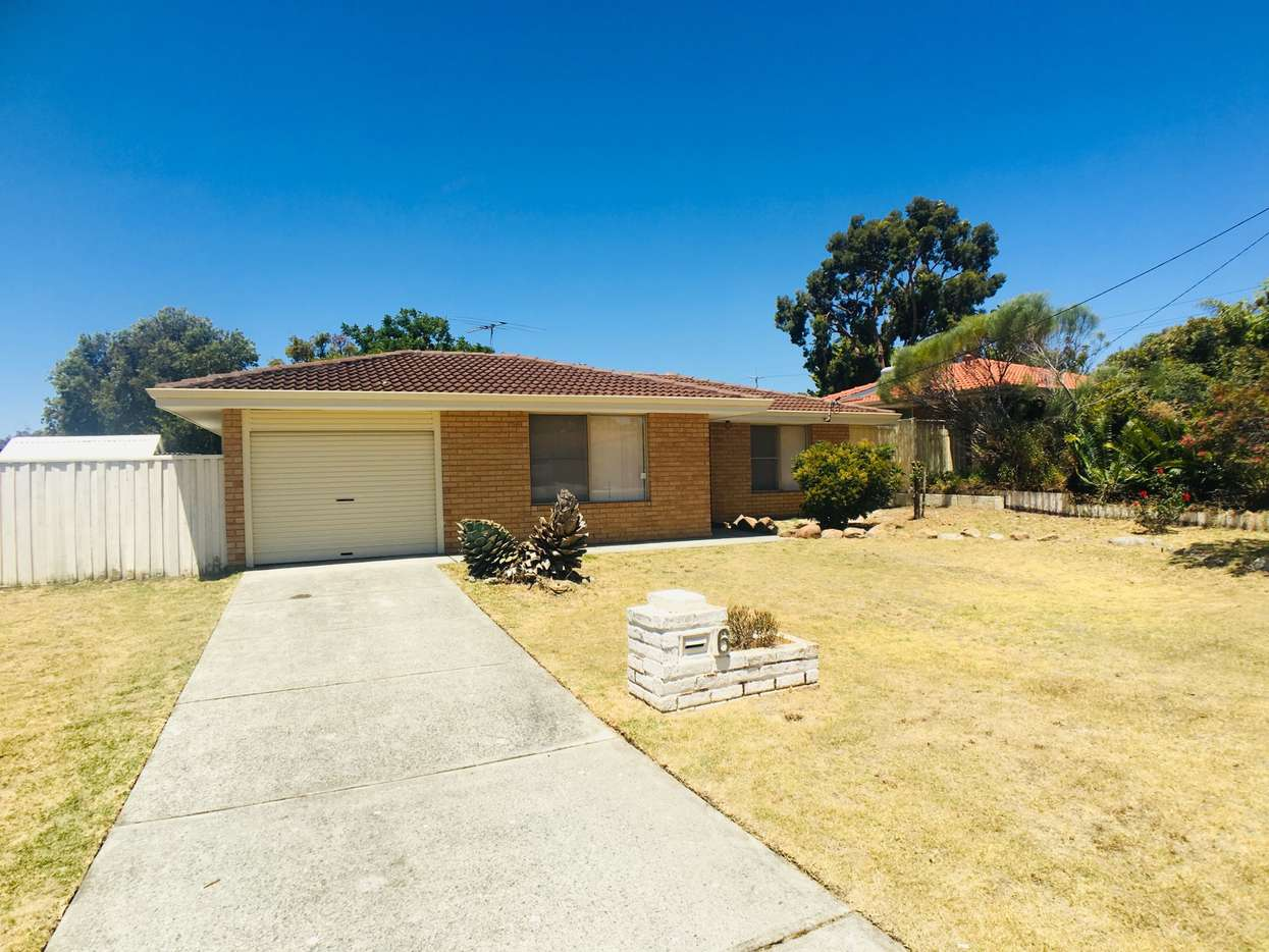 Main view of Homely house listing, 6 Foxall Place, South Lake, WA 6164