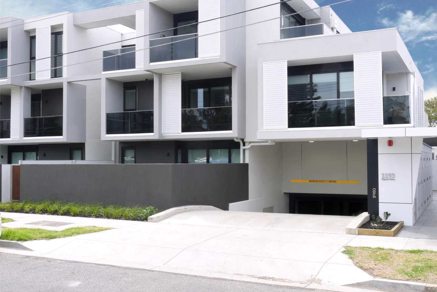 Main view of Homely apartment listing, 201/1193 Nepean Highway, Highett VIC 3190