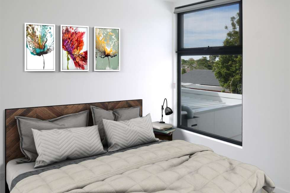 Fourth view of Homely apartment listing, 201/1193 Nepean Highway, Highett VIC 3190