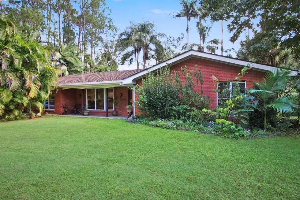 Third view of Homely acreageSemiRural listing, 134 Mt Warning Rd, Uki NSW 2484