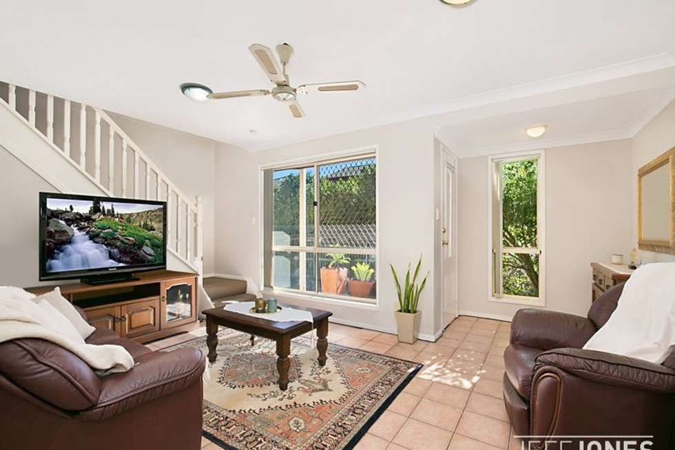 Second view of Homely townhouse listing, 4/156 BIRDWOOD ROAD, Carina Heights QLD 4152