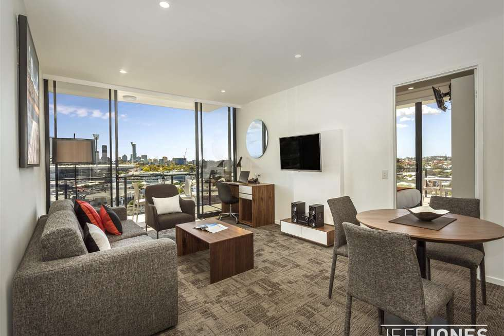 Second view of Homely apartment listing, 130 Logan Road, Woolloongabba QLD 4102