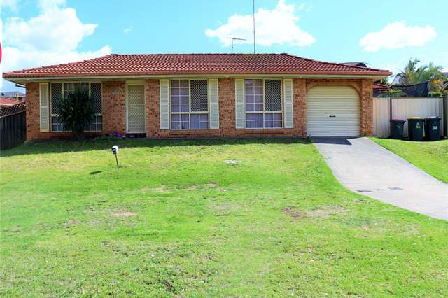 34 Jersey Parade, Minto NSW 2566