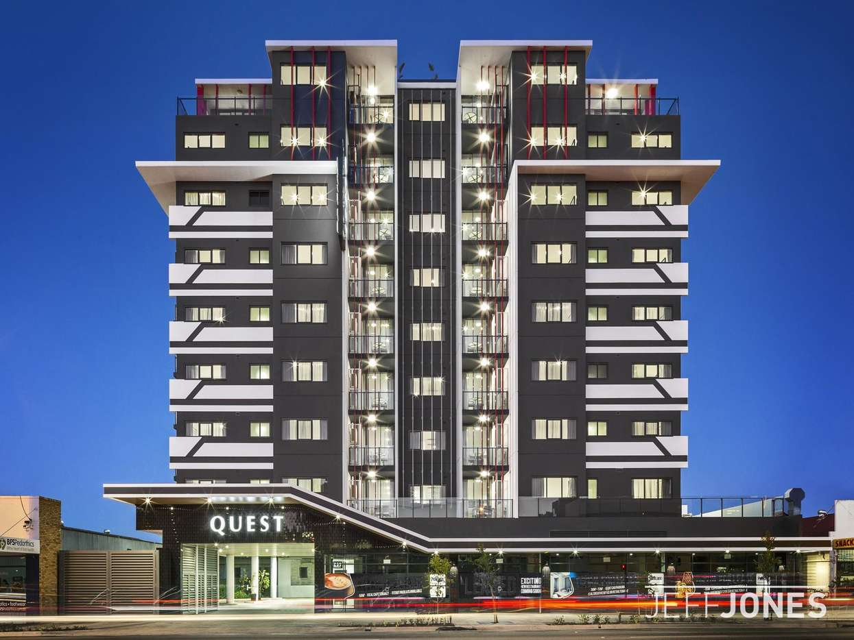 Main view of Homely unit listing, 709/130 Logan Road, Woolloongabba, QLD 4102