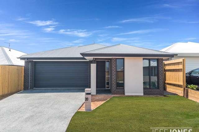 20 Newburgh Street, Thornlands QLD 4164