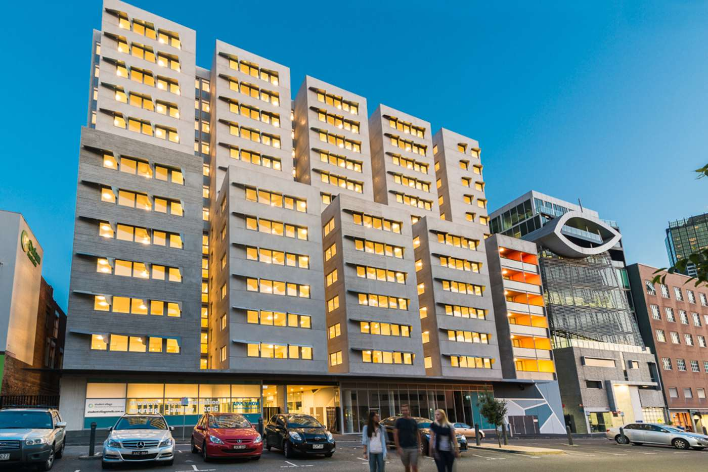Main view of Homely apartment listing, 0/ Leicester Street, Carlton VIC 3053