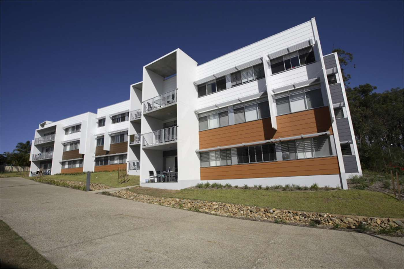 Main view of Homely apartment listing, 0/1 Griffith University Village Village Road, Southport QLD 4222