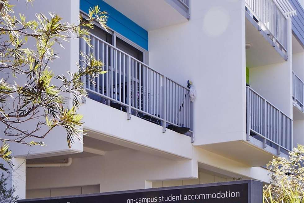 Third view of Homely apartment listing, 0/1 Griffith University Village Village Road, Southport QLD 4222