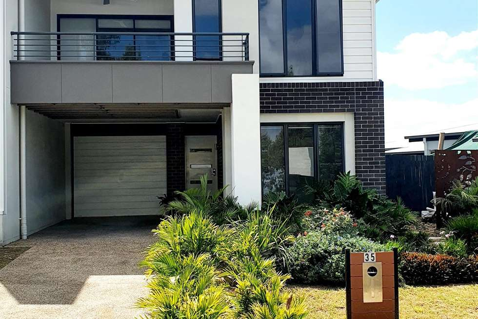 Second view of Homely house listing, 35 Everglade Street, Yarrabilba QLD 4207